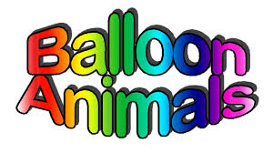 scranton birthday Balloon Animals
